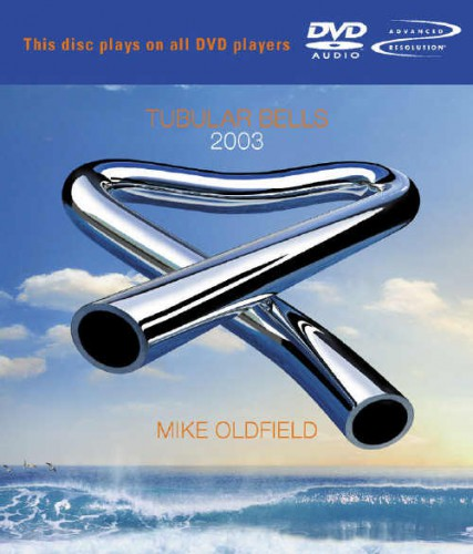 Tubular Bells 2003 - Audio DVD